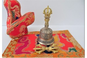 Bell and Dorge Set - fine quality