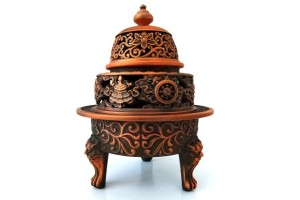 Tripod Incense Burner
