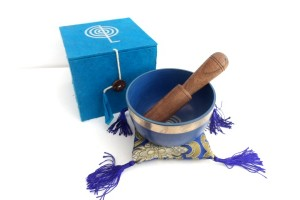 09cm Small Reiki Thado Singing bowl
