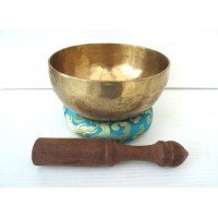 15.5 cm Hammered Singing Bowl