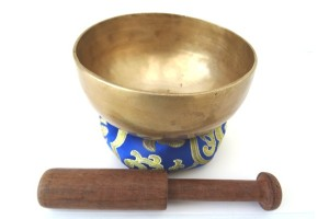 12.5 cm Hammered Singing Bowl