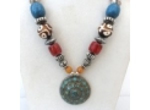 Tibetan Necklaces