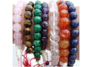 Power Bead Bracelets (Hand Malas)