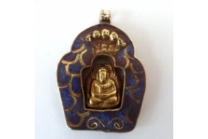 Buddha Shrine Amulet