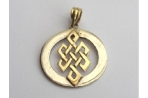 Eternal Knot Pendant